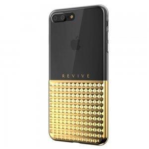 3D чехол SwitchEasy Revive золотой для iPhone 7 Plus