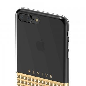 3D чехол SwitchEasy Revive золотой для iPhone 8 Plus/7 Plus