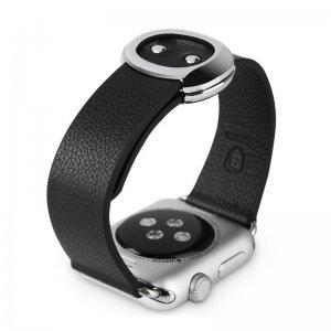 Ремешок для Apple Watch 38мм - Baseus Modern черный