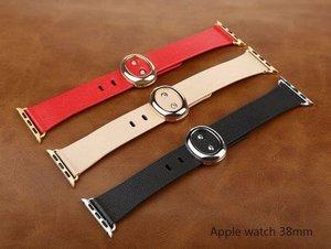 Ремешок для Apple Watch 38/40 мм - Baseus Modern черный