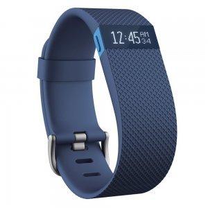 Фитнес браслет Fitbit ChargeHR синий
