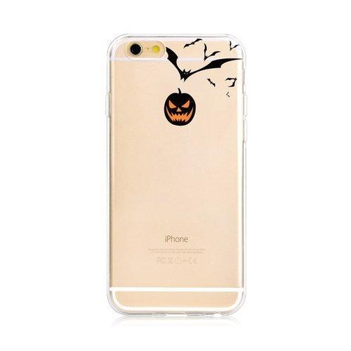 """Чехол-накладка для Apple iPhone 6 - Zethydum с рисунком """"Pumpkin Lantern"""""""
