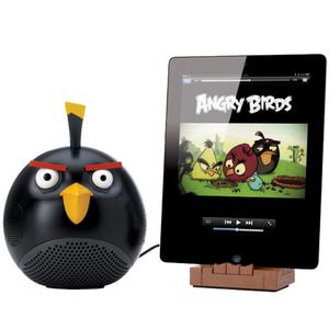 Акустическая система Gear4 Angry Birds Black Bird чёрная