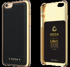 Чехол-накладка для Apple iPhone 6/6S - OCCA Absolute черный