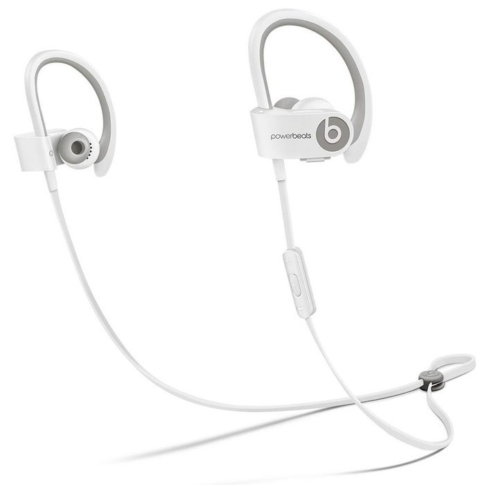 Наушники Beats PowerBeats 2 Wireless белые