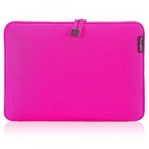 "Чехол-карман для Apple MacBook 13"" - Runetz Soft Sleeve розовый"
