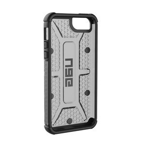 Чехол Urban Armor Gear Ash прозрачный для iPhone SE/5S/5