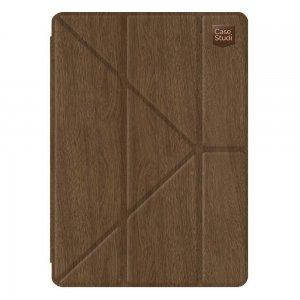 """Чехол-книжка для Apple iPad Pro 9.7"""" - CaseStudi Folding Wood коричневый"""