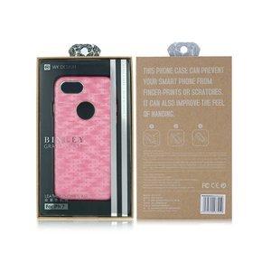 Чехол WK Binley коричневый для iPhone 8/7/SE 2020