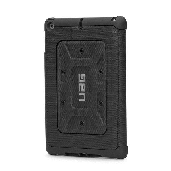 Защитный чехол UAG FOLIO чёрный для iPad Air/ iPad (2017/2018)