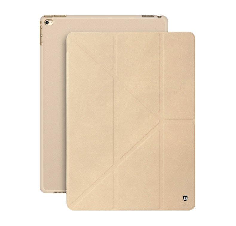 "Чехол-книжка для Apple iPad Pro 12,9"" - Baseus Terse бежевый"