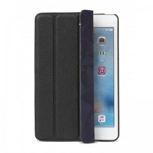 Чехол (SmartCase) Decoded Leather Slim Cover чёрный для iPad mini 4 (D5IPAM4SC1BK)