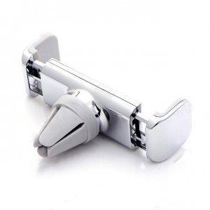 Автодержатель для смартфона COTEetCI Base7 серебристый