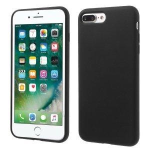Силиконовый чехол Coteetci Silicone черный для iPhone 8 Plus/7 Plus