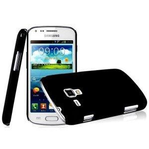 Чехол-накладка для SamsungGalaxyS Duos S7562 черный