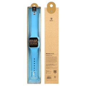 Ремешок Baseus Fresh Color Plus синий для Apple Watch 38 мм