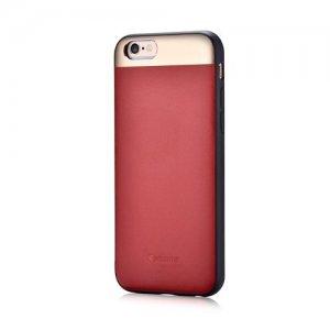 Чехол-накладка для Apple iPhone 6/6S - Comma Vivid красный
