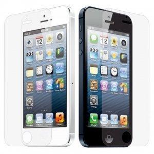 Защитная пленка для Apple iPhone 5/5S/5C - Ozaki O!coat Invisible+ глянцевая