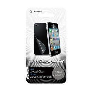 Набор защитных пленок для Apple iPhone 5S/5 - Capdase BodiFENDER FB ARIS/CF ARIS глянцевый