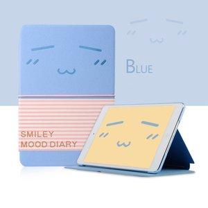 Чехол-книжка Baseus Mood diary голубой для iPad mini 2/3/iPad mini