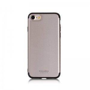 Пластиковый чехол WK Roxy золотой для iPhone 8 Plus/7 Plus
