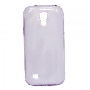 Чехол-накладка для Samsung Galaxy S4 mini - 0.3мм фиолетовый
