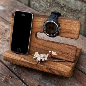 Подставка для iPhone - EcoWalNut Unisex