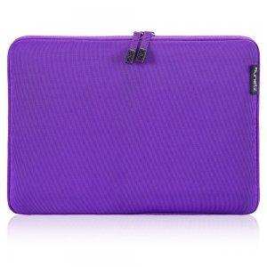 "Чехол-карман для Apple MacBook Air 11""/ MacBook 12"" - Runetz Soft Sleeve фиолетовый"