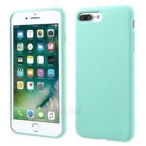 Силиконовый чехол Coteetci Silicone голубой для iPhone 8 Plus/7 Plus