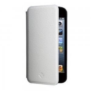 Чехол-книжка для Apple iPhone 5S/5 - Twelvesouth SurfacePad белый