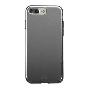 Полупрозрачный чехол Baseus Simple чёрный для iPhone 8 Plus/7 Plus