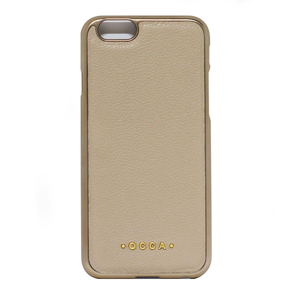Чехол-накладка для Apple iPhone 6/6S - OCCA Absolute хаки