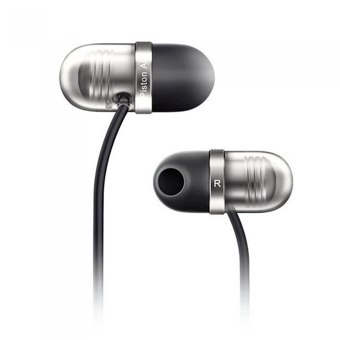 Наушники Xiaomi Mi Capsule In-Ear Headphones черный