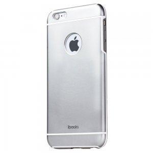 Защитный чехол iBacks Armour серый для iPhone 6/6S Plus