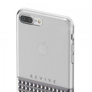 3D чехол SwitchEasy Revive серый для iPhone 8 Plus/7 Plus