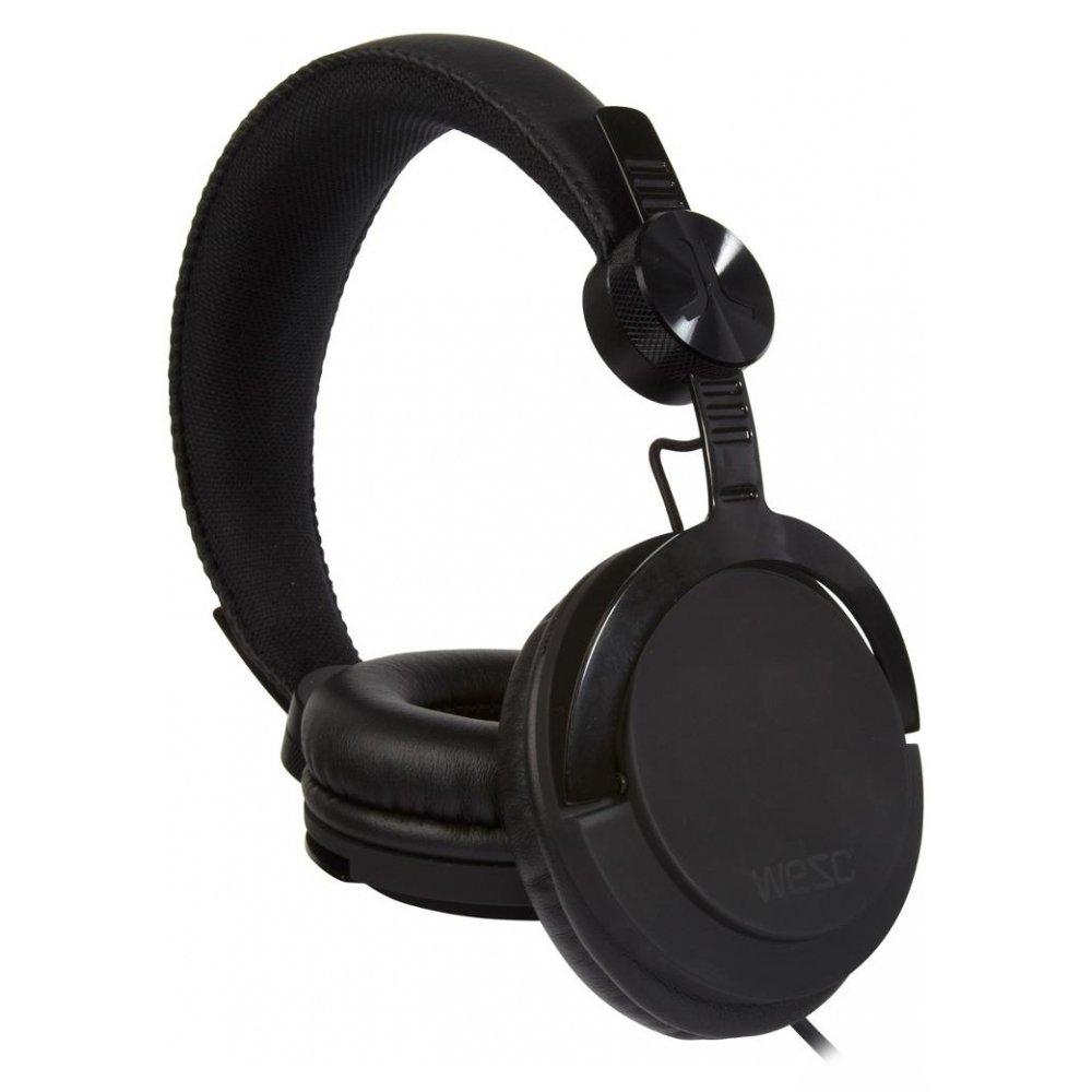 Наушники WeSC Bassoon DJ Pro черные