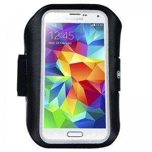 """Спортивный чехол на бицепс Baseus Sports Armband черный для смартфонов до 4.7"""""""