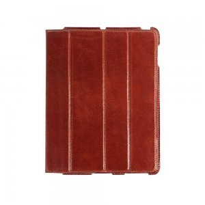 Чехол-книжка для Apple iPad 4/3/2 - Dublon Leatherworks Smart Perfect коричневый