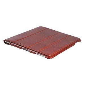 Чехол-книжка для Apple iPad 4/3/2 - Dublon Leatherworks Smart Perfect коричневый