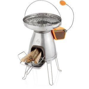 Походная печь - зарядка BIOLITE BaseCamp