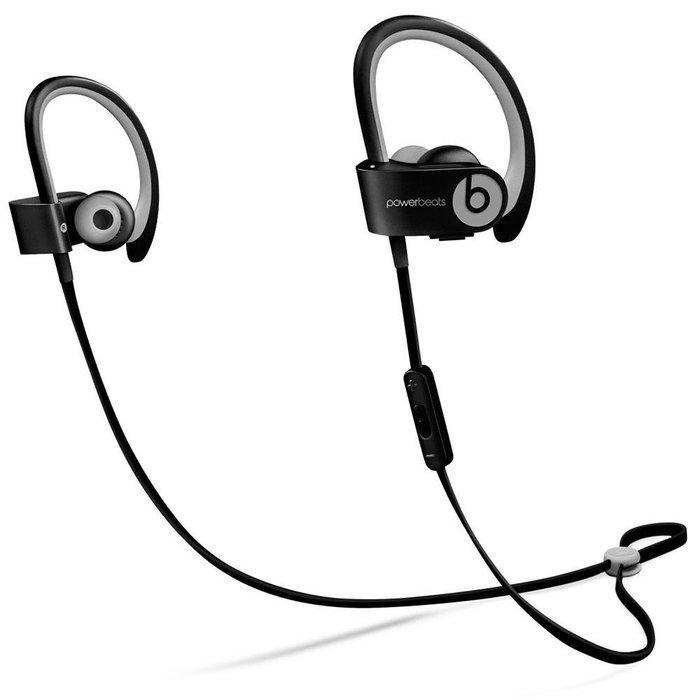 Наушники Beats PowerBeats 2 Wireless черные