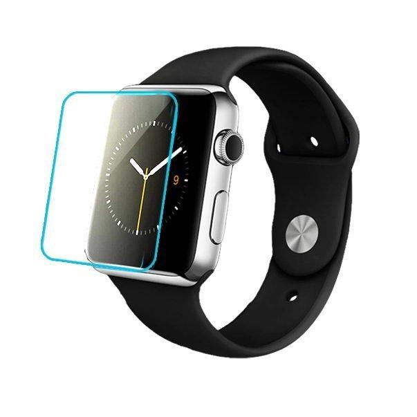 Защитное стекло COTEetCI GLASS 0.1MM, глянцевое для Apple Watch 42мм (серия 1, 2)