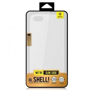 Чехол Baseus Slim белый для iPhone 5/5S/SE