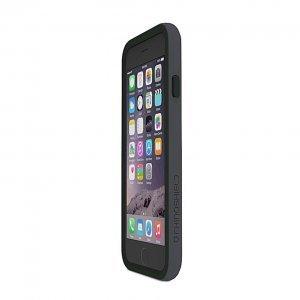 Чехол-бампер для Apple iPhone 6 Plus - Evolution Labs RhinoShield Crash Guard серый
