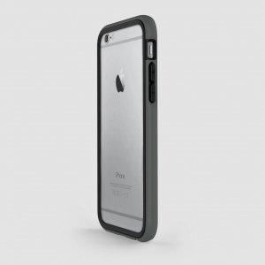Чехол-бампер для iPhone 6 Plus/6S Plus - Evolution Labs RhinoShield Crash Guard серый