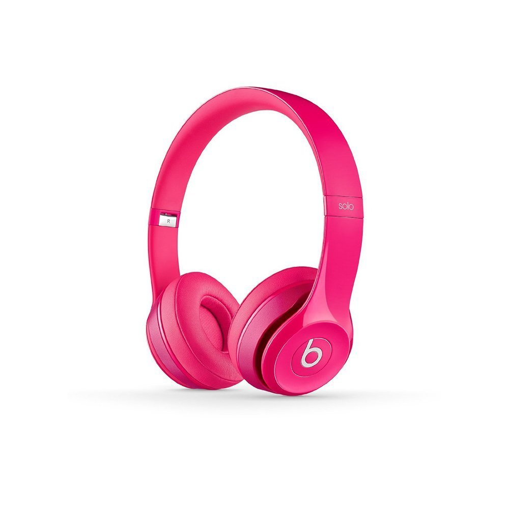 Наушники Beats Solo 2.0 розовые