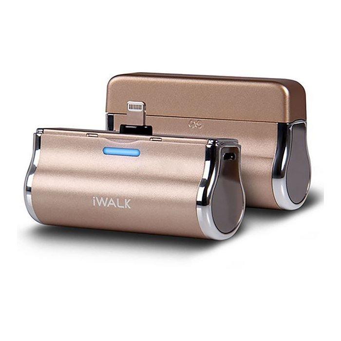 Внешний аккумулятор iWalk Link 3000L 3000мАч золотой