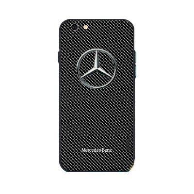 Чехол с рисунком WK Mercedes Benz для iPhone 6/6S