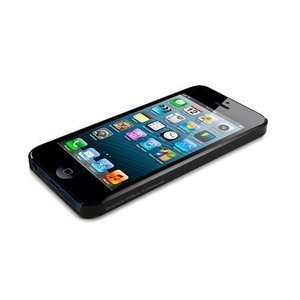 Чехол-накладка для Apple iPhone 5S/5 - SGP Ultra Thin Air чёрный