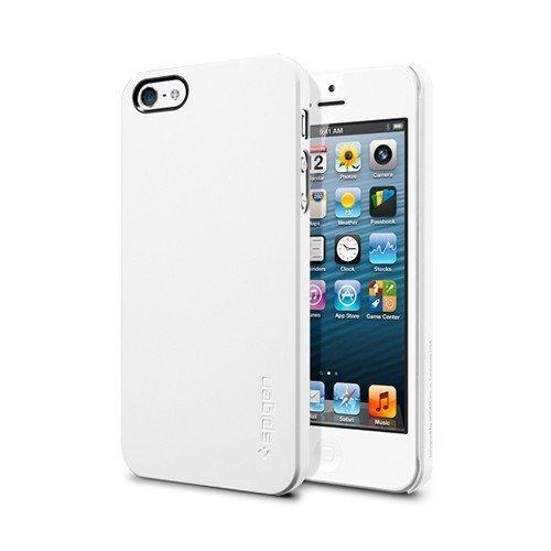 Чехол-накладка для Apple iPhone 5S/5 - SGP Ultra Thin Air белый